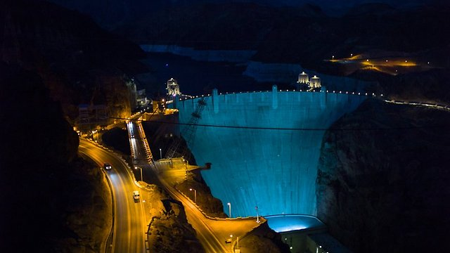 Hoover Dam (Photo: AP)