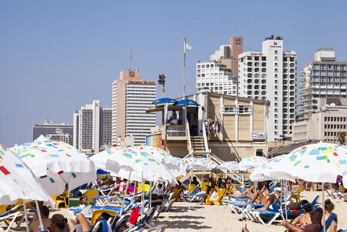 Тель-Авив. Фото: elbud shutterstock