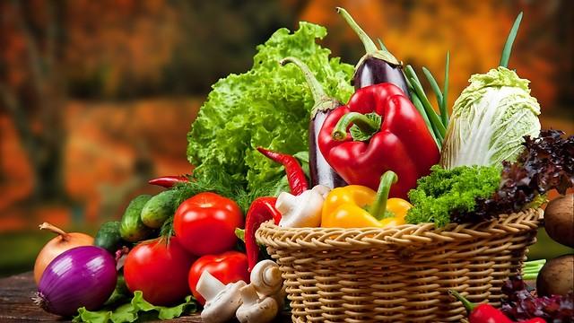 דלים בקלוריות ועשירים בסיבים. ירקות (צילום: shutterstock)