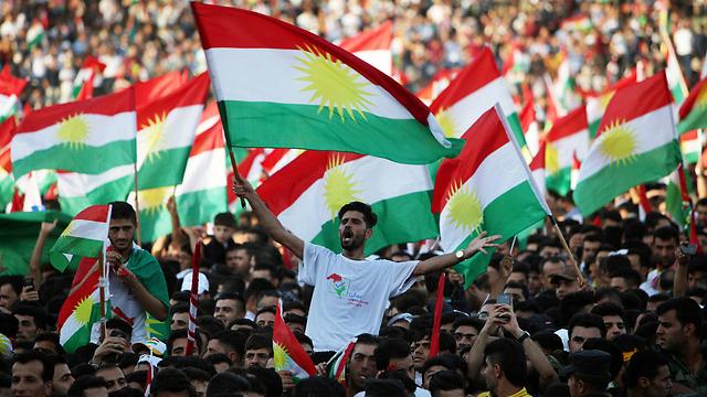 Kurds in Iraq (Photo: Reuters)