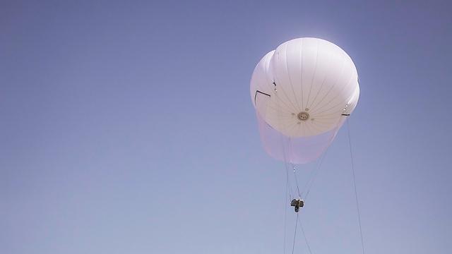 The observation balloon