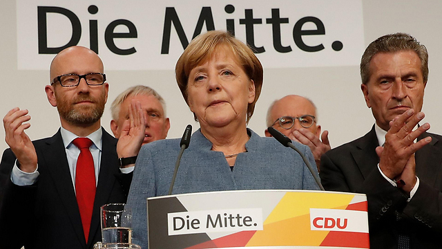 Angela Merkel (Photo: AFP)