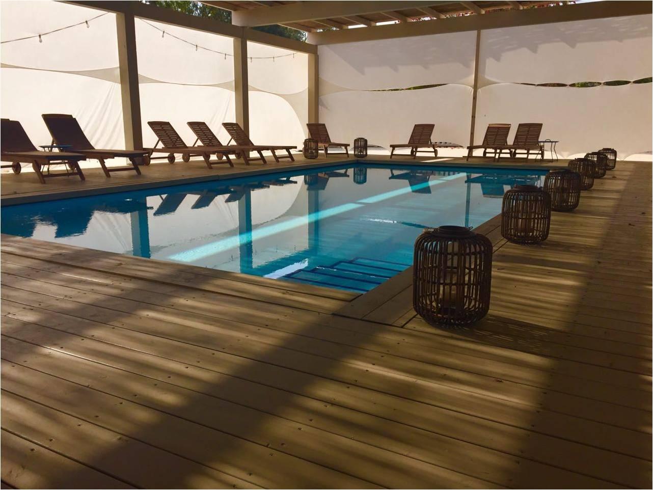 """למבוגרים בלבד: הבריכה בבניין הספא במלון (צילום: יח""""צ) (צילום: יח"""