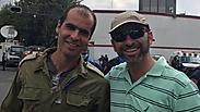 """""""שנינו שליחי ציבור"""": האחים נפגשו באזור האסון במקסיקו"""