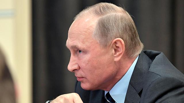 גם פוטין לא מרוצה מאפשרות שטראמפ יסוג.  (צילום: AP)