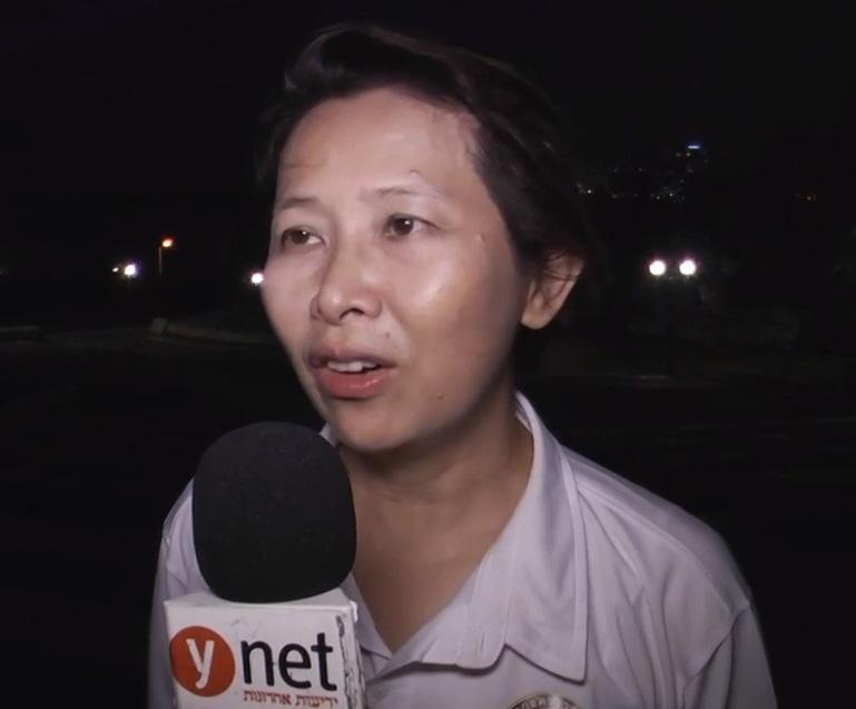 פנפראפה וונגקוביט, שגרירת תאילנד (צילום: אסף מגל)
