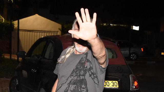 שלמה גרוניך, אמש (צילום: יאיר שגיא) (צילום: יאיר שגיא)