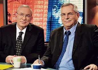 עם מוטי קירשנבאום