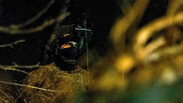 Maglan commandos training (Photo: IDF Spokesperson's Office)