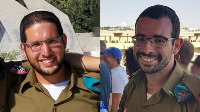 Avshalom Armoni (R) Avinoam Cohen (L)