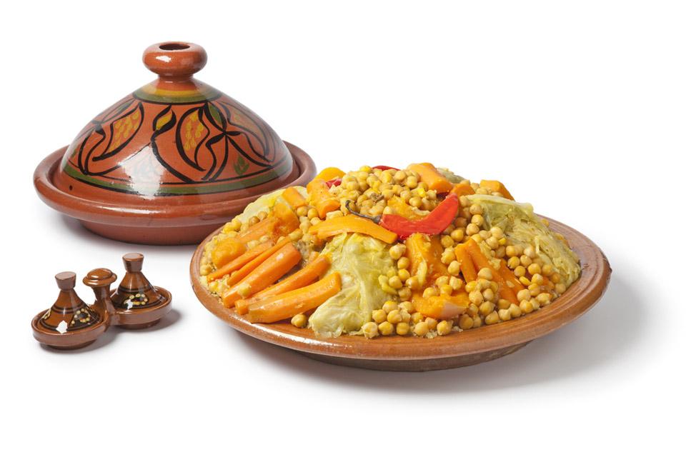 Кускус марокканский классический. Фото: Shutterstock