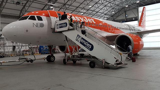 מטוס איזיג'ט
