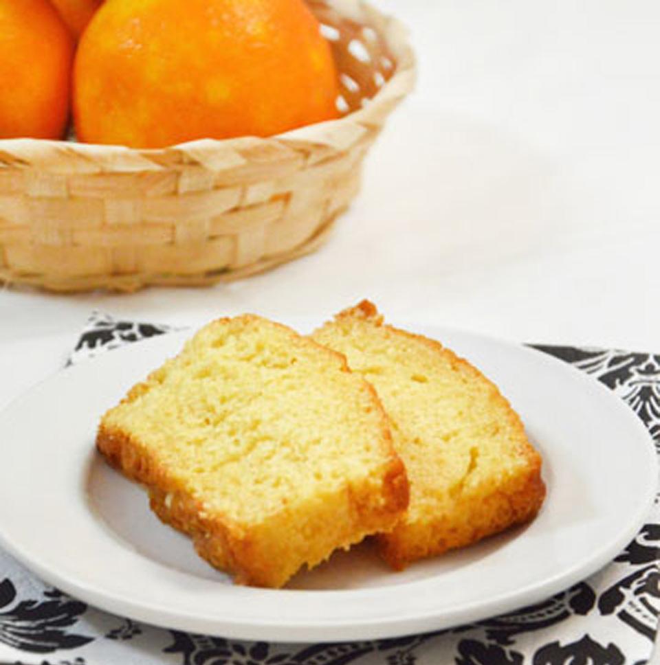 Апельсиновый кекс. Фото: Эфрат Сиачи