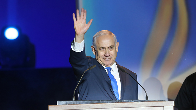 Benjamin Netanyahu (Photo: Alex Kolomoisky)