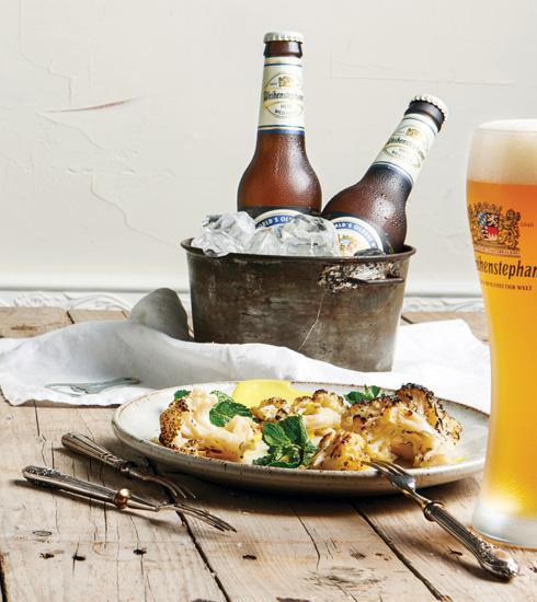 מנה מתובלת בסגנון אוריינטלי זקוקה לבירה מרעננת לצידה שתיתן פוש לחיבור הטעמים (צילום: בן יוסטר, סגנון: תמי סגל)