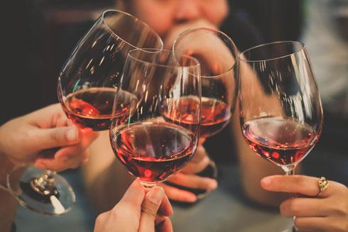 שתיתם אלכוהול? תהיה עירניים במיוחד גם כמה שעות לאחר מכן  (צילום: Shutterstock)