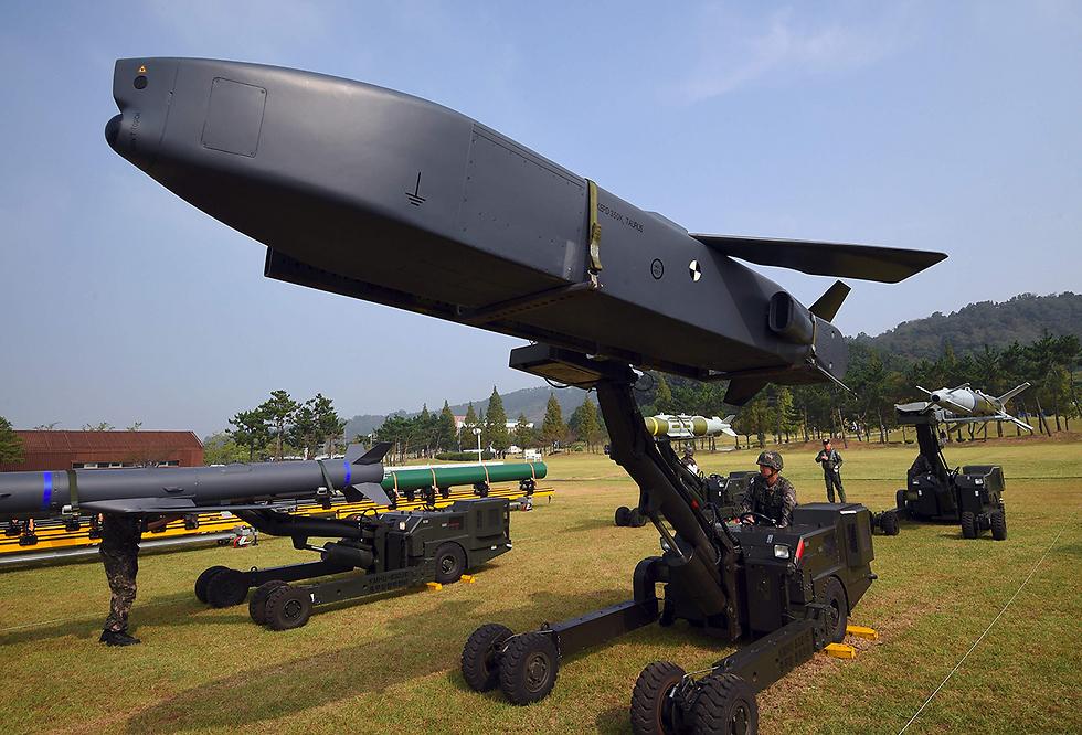 טילי קרקע אוויר (צילום: AFP)