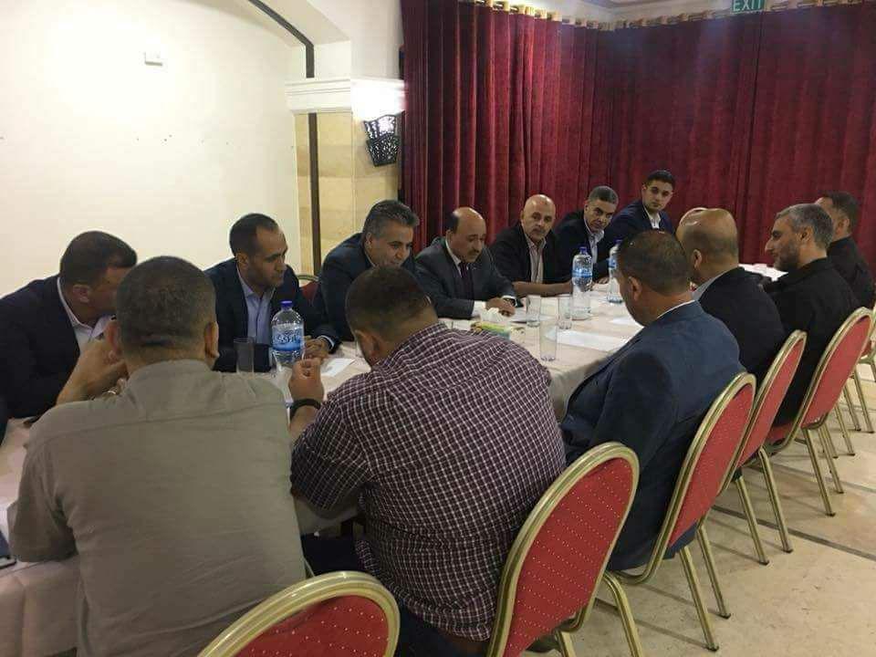PA and Hamas representatives in preparation meeting ahead of Gaza visit