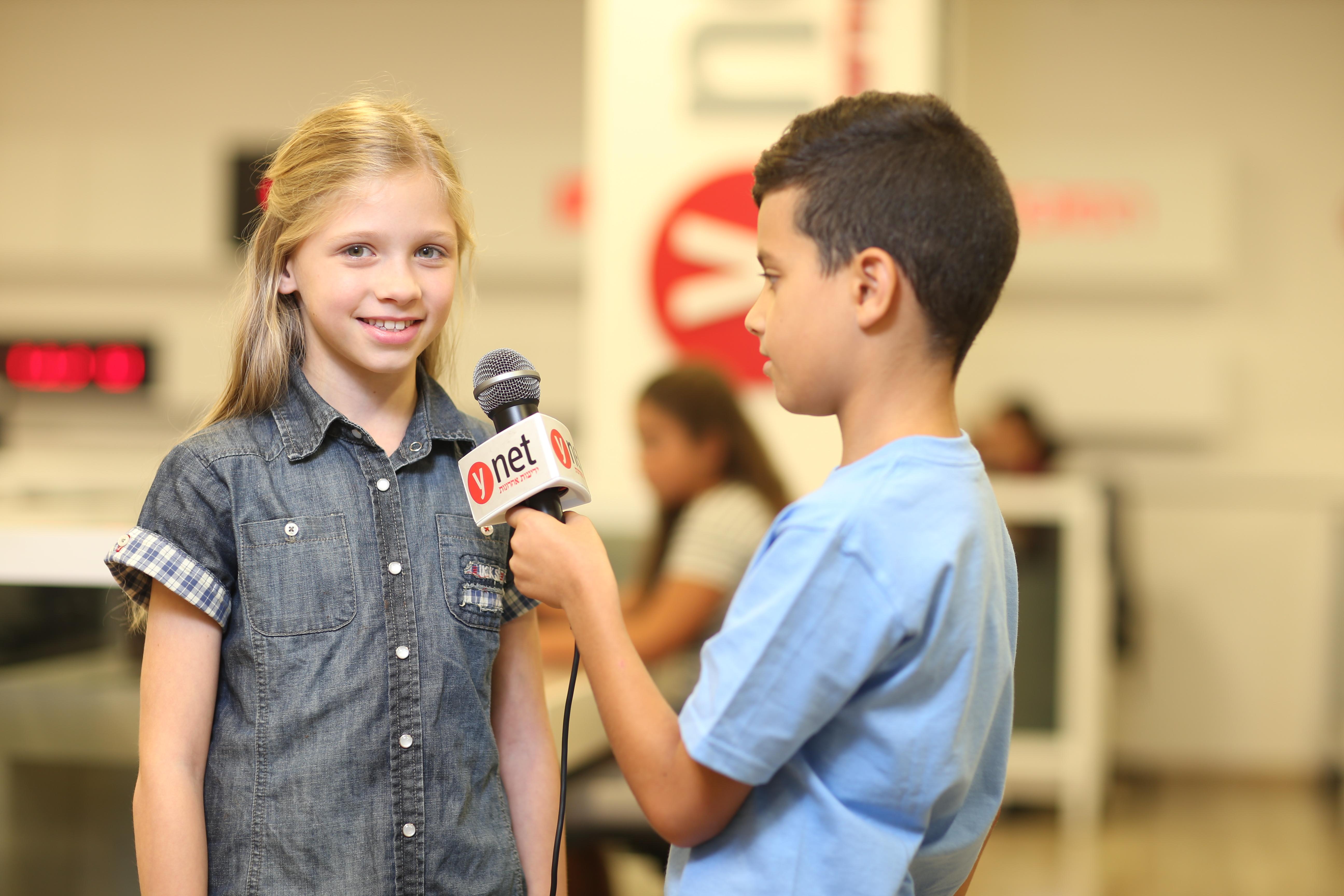 להיות עיתונאים: סיור במרכז המבקרים של ידיעות אחרונות (צילום: מרכז המבקרים ידיעות אחרונות) (צילום: מרכז המבקרים ידיעות אחרונות)