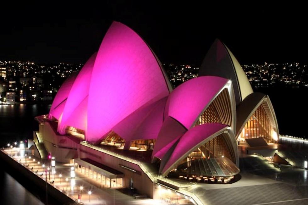 בית האופרה, סידני, אוסטרליה (  )
