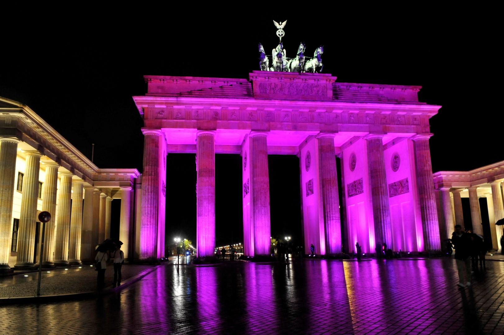 שער ברנדנבורג. גרמניה ( )