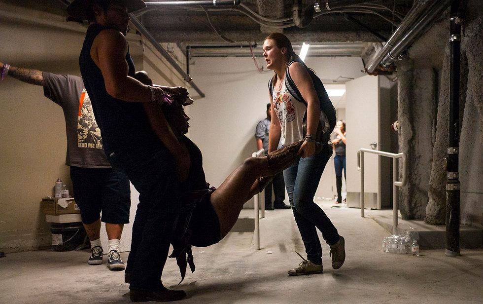 (צילום: AP, Chase Stevens/Las Vegas Review-Journal)