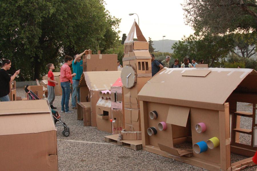 פסטיבל בנימינה ליצירה ישראלית (צילום: נעמה אורבך)