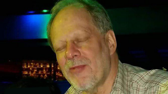 The shooter, Stephen Paddock