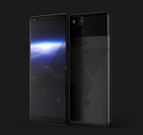Google Pixel 2 XL...? (צילום מסך)