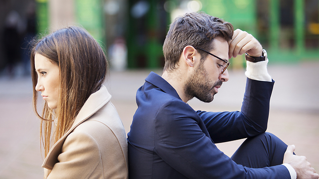 ללמוד לריב נכון (צילום: Shutterstock) (צילום: Shutterstock)