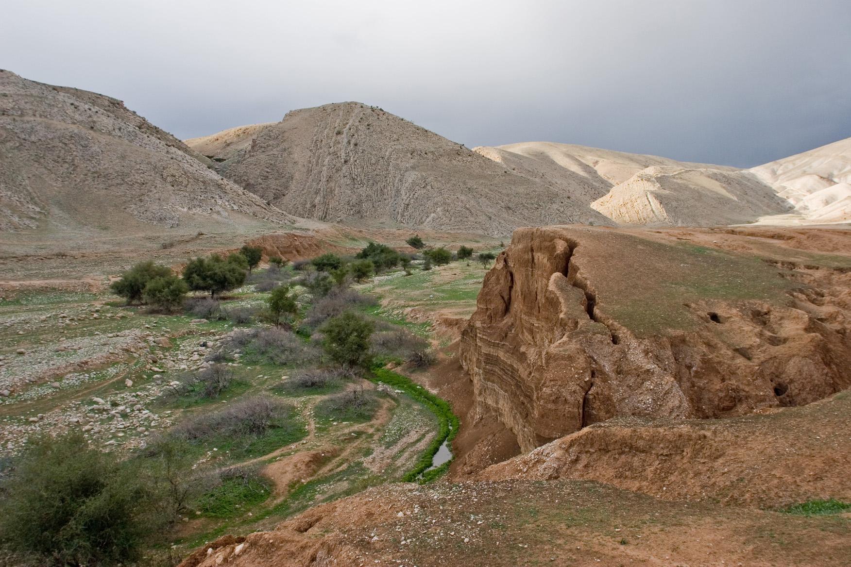 הירדן אזור קאסר אל-יהוד (צילום: דורון ניסים) (צילום: דורון ניסים)