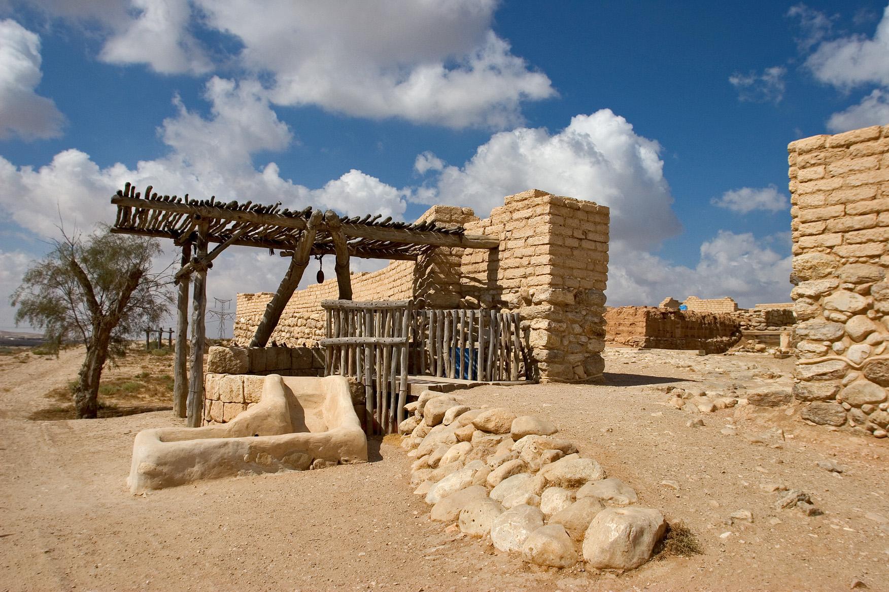 תל באר שבע (צילום: דורון ניסים) (צילום: דורון ניסים)