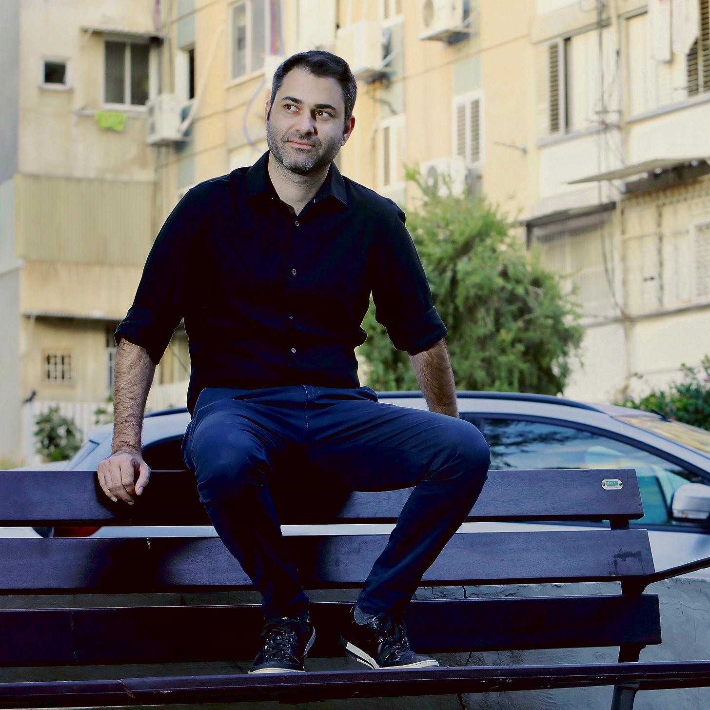 Mickey Gitzin (Photo: Shaul Golan)