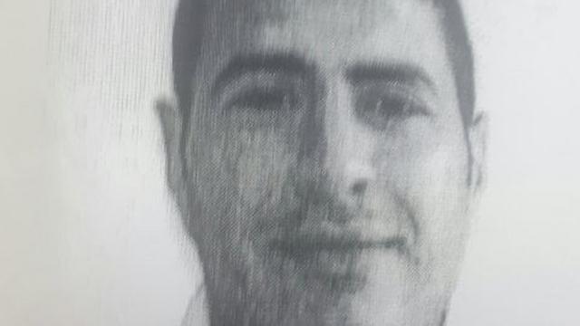 The terrorist, Ahmed Hanachi