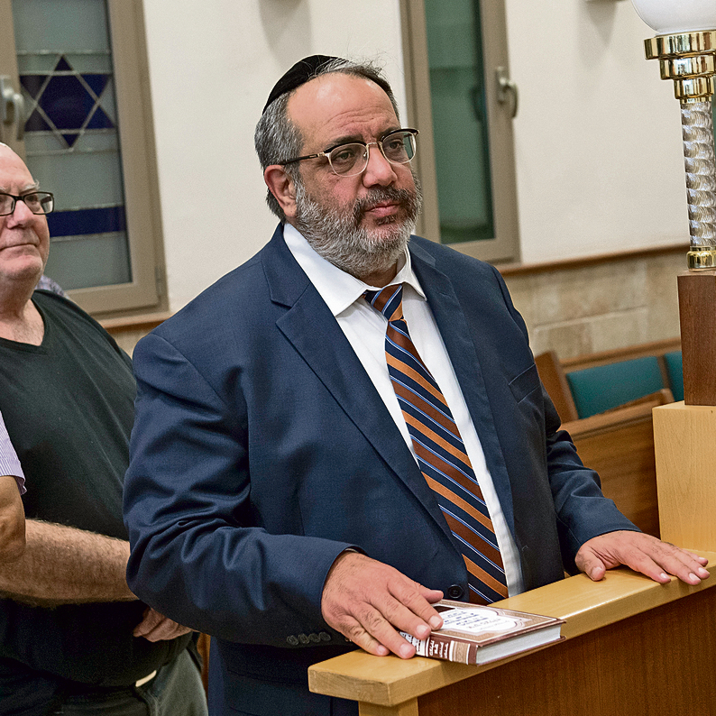 Resigned Shas MK: Attendance of gay nephew's wedding about family