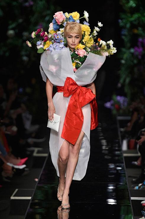 רגעי השיא והשפל של שבוע האופנה במילאנו. לחצו על התמונה לכתבה המלאה (צילום: Gettyimages)