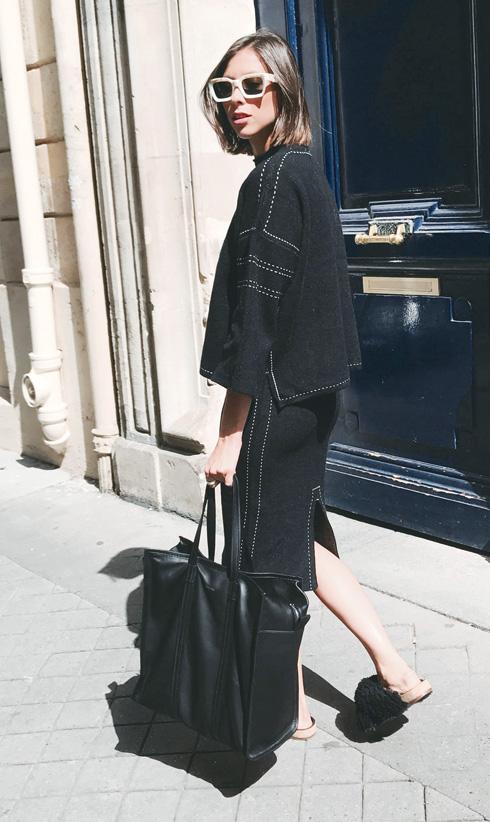 """""""החלטתי להתמסר לתשוקה האמיתית שלי, היכן שהלב שלי נמצא: אופנה"""" (צילום: אסף ליברפרוינד)"""