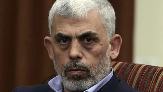 Hamas leader in Gaza Sinwar said Palestinian reconciliation may be nearing its end (Photo: AP)
