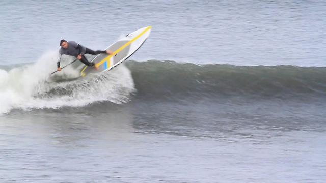 עם סאפ על הגלים של פרו (צילום: supway loft) (צילום: supway loft)