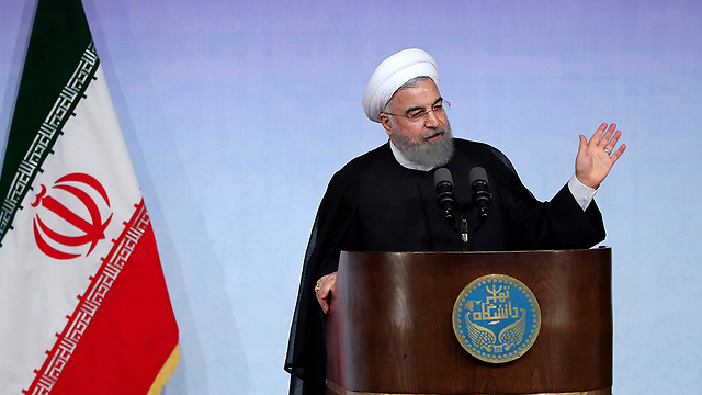 Iranian President Rouhani cautioned against any changes to the deal (Photo: AP)