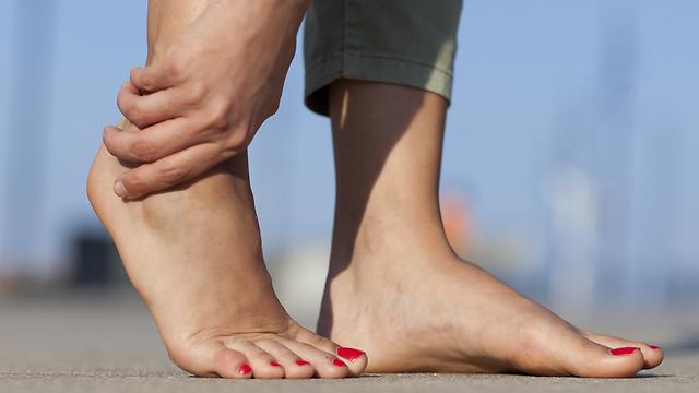 איבר יעיל ומדהים. כפות רגליים (צילום: shutterstock)
