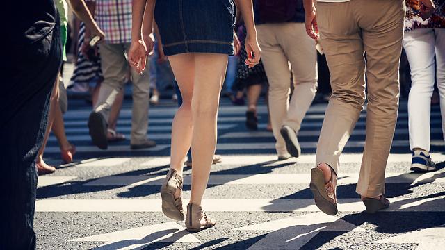 מגוון סיבות וסוגים. הפרעות הליכה (צילום: shutterstock)