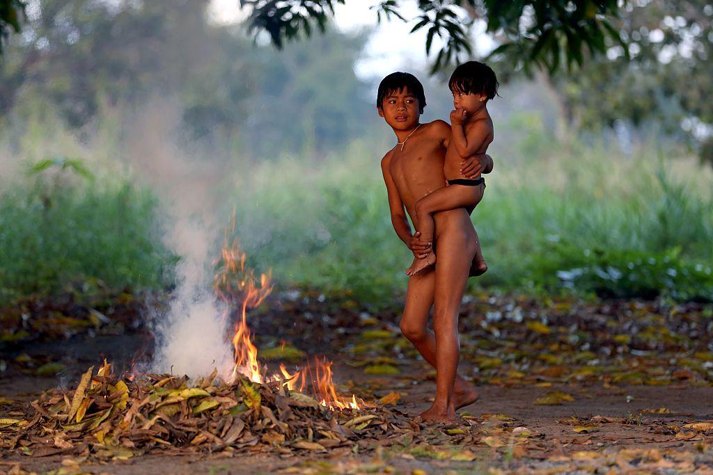שבטי הילידים ביבשת (צילום: Gettyimages)