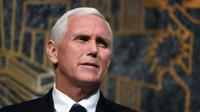 Shapiro said Palestinians should meet with VP Pence when he comes to the region this week (Photo: AFP)