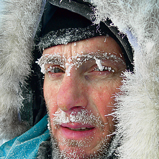 המסע ברגל לקוטב הצפוני