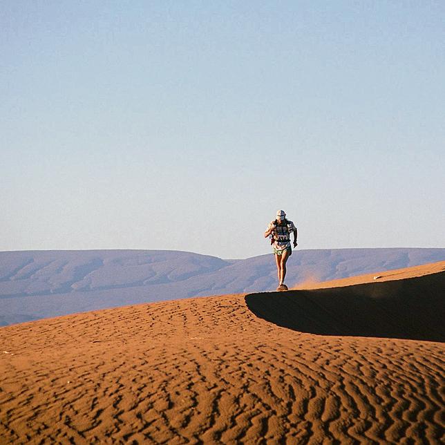 מרתון החולות במדבר סהרה