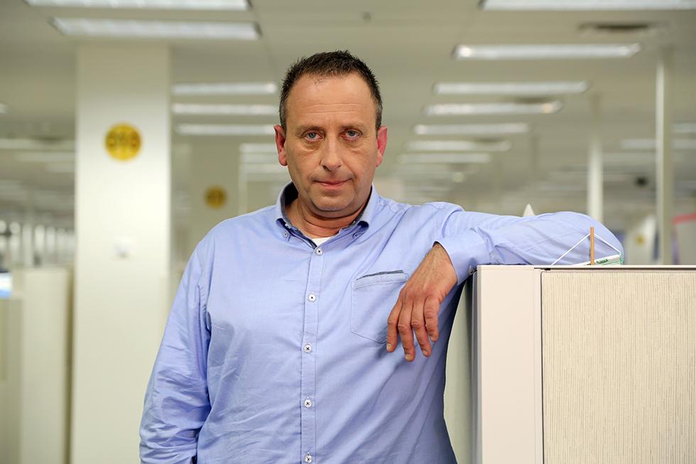 יניב גרטי (צילום: עזרא לוי)