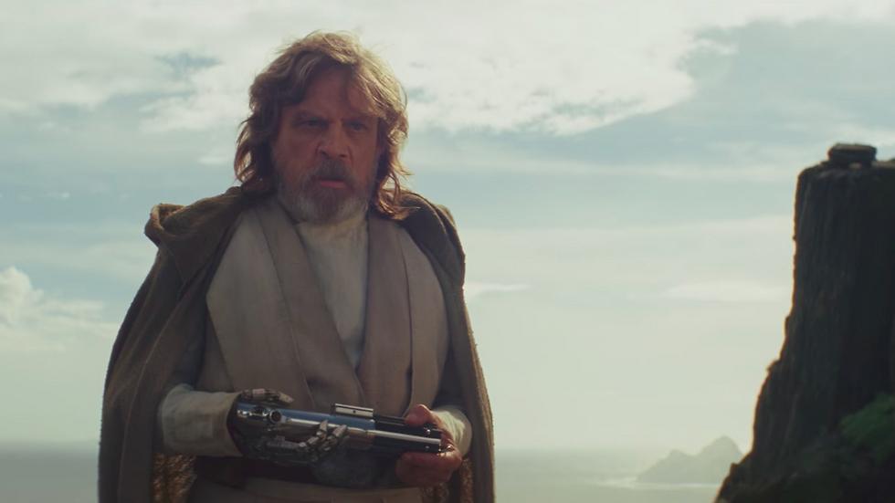 הבחור האופטימי בגלקסיה הפך לזקן אובדני וממורמר? מארק המיל ()