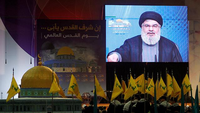 Hezbollah Secretary-General Hassan Nasrallah (Photo: AFP)