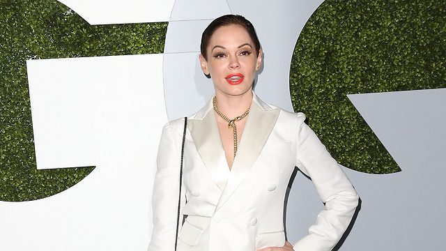 Rose McGowan (Photo: Getty Images)